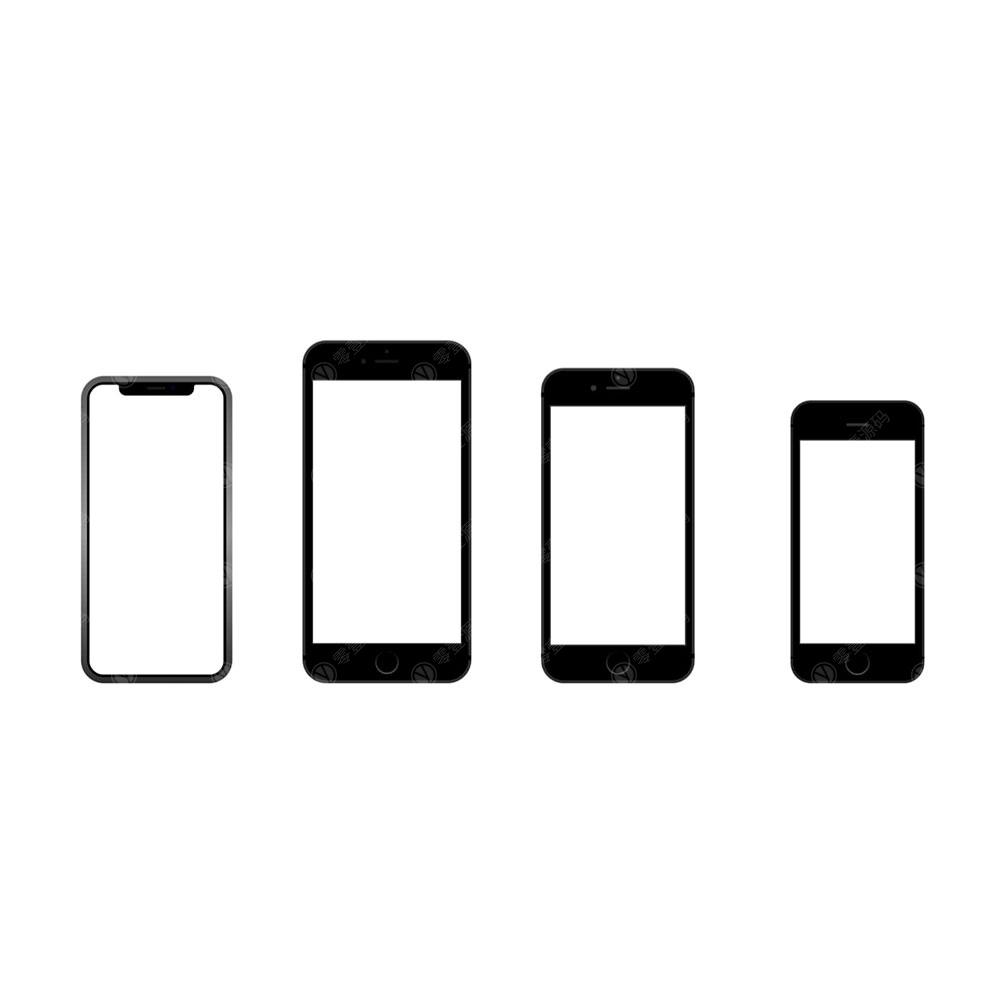 iPhone6/7/8/X Mockups 苹果手机样机模型PSD/AI/XD/SKETCH